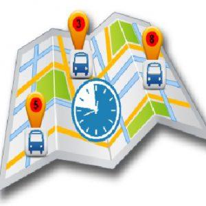 Durak Takip Sistemi Harita