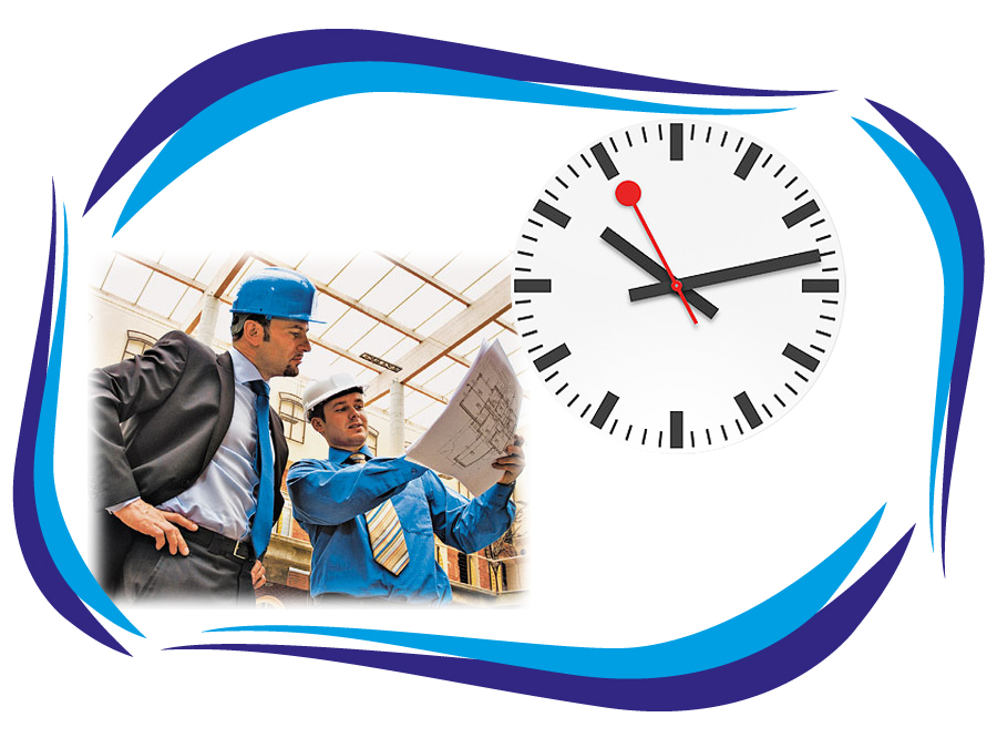 Personel saat yönetimi